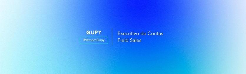 Executivo de Contas Field Sales | Talent Pool