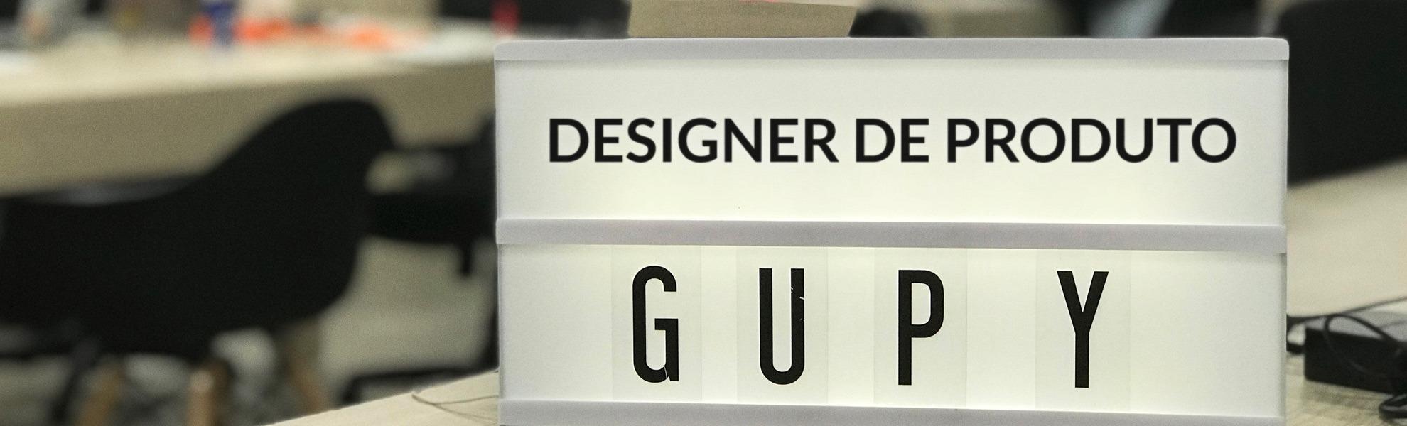 Designer de Produto - Pleno ou Júnior
