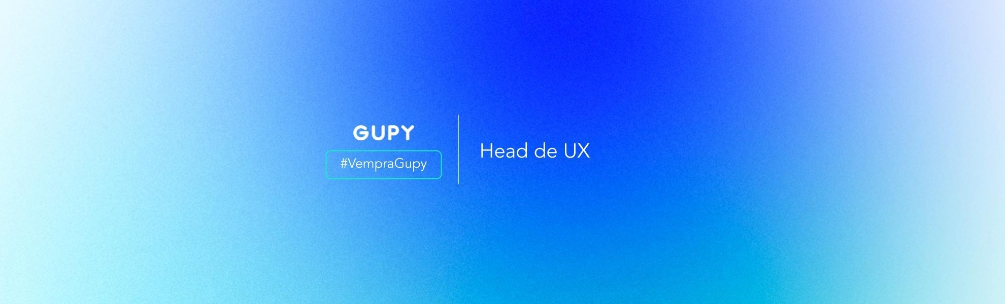 Head de UX Design