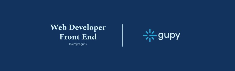 Web Developer Front End