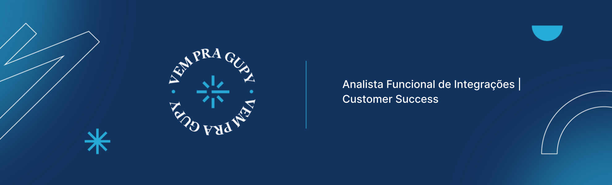 Analista Funcional de Integrações - Customer Success