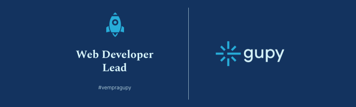 Web Developer Lead