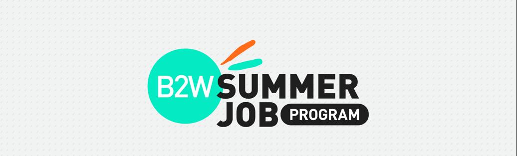 Summer Job  B2W Digital - São Paulo