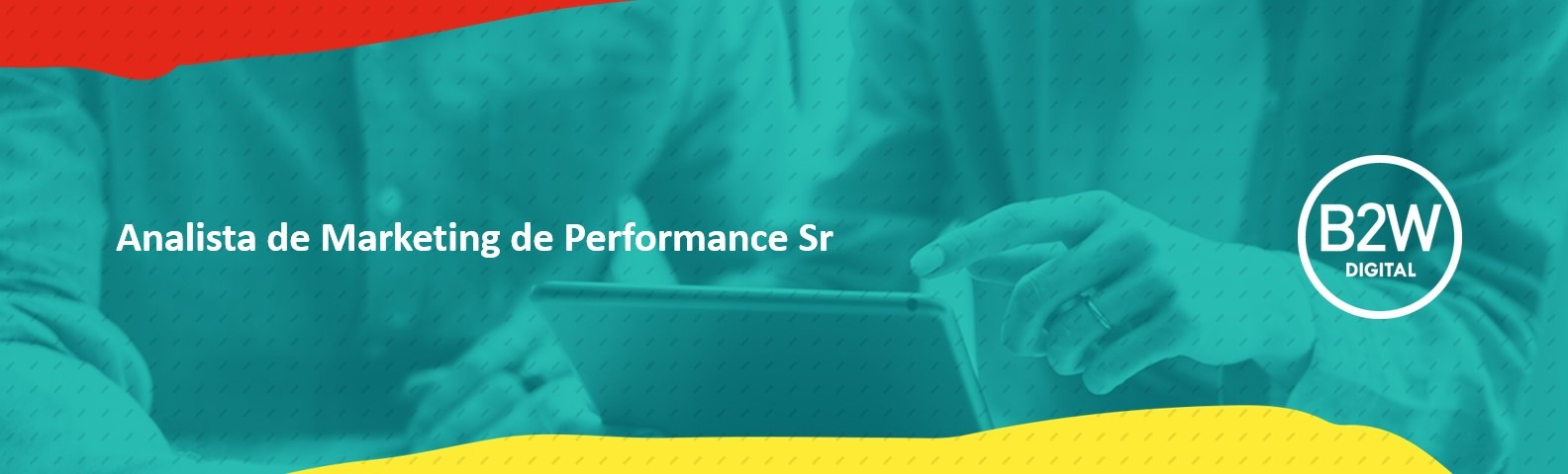 Analista de Marketing de Performance Sr