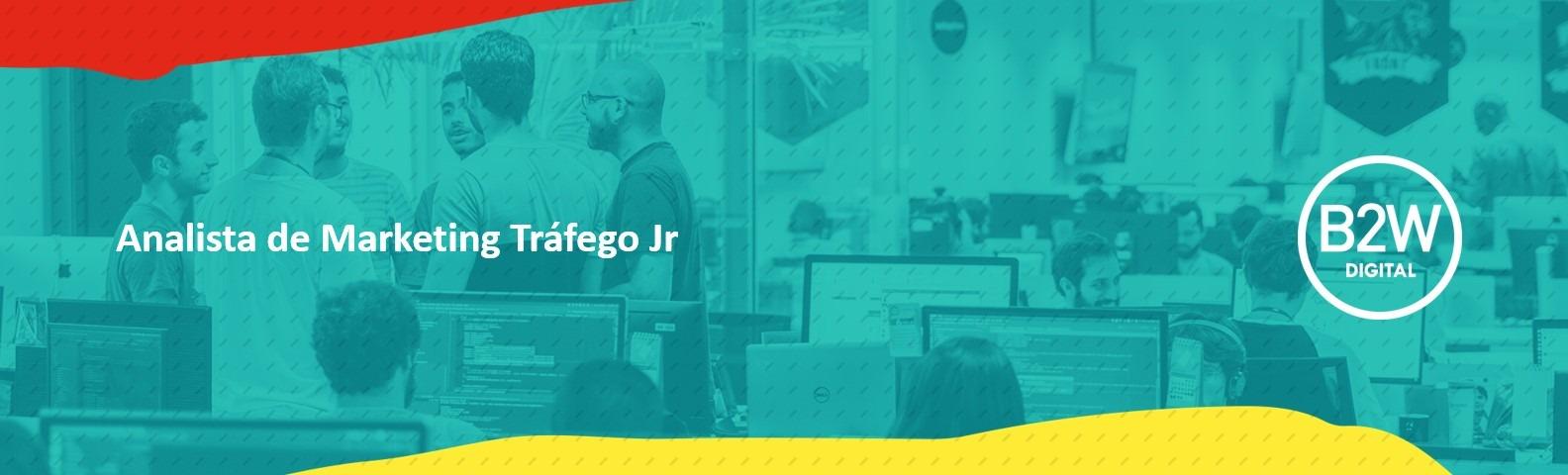 Analista de Marketing Tráfego Jr