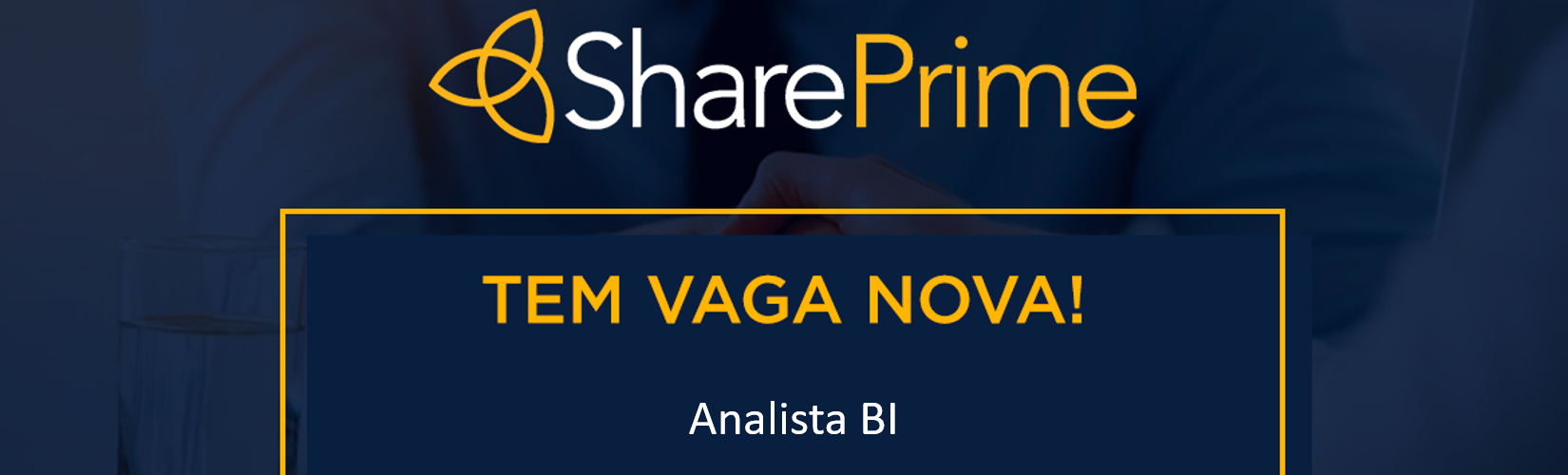 [SHAREPRIME] Analista BI