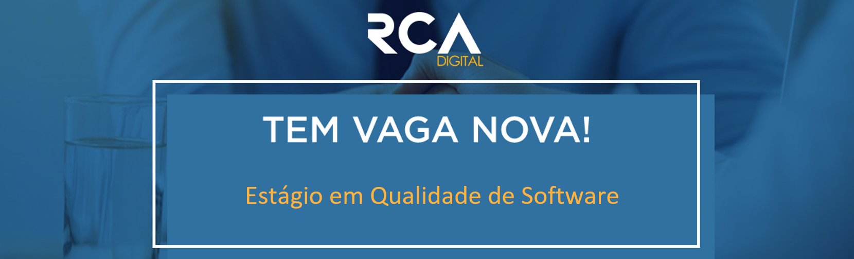 [RCA] - Estágio em Testes de Software