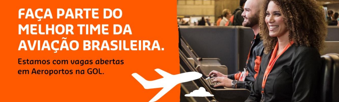 AUXILIAR DE AEROPORTO - FOZ DO IGUAÇU