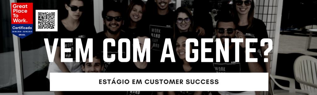 Estágio em Customer Success