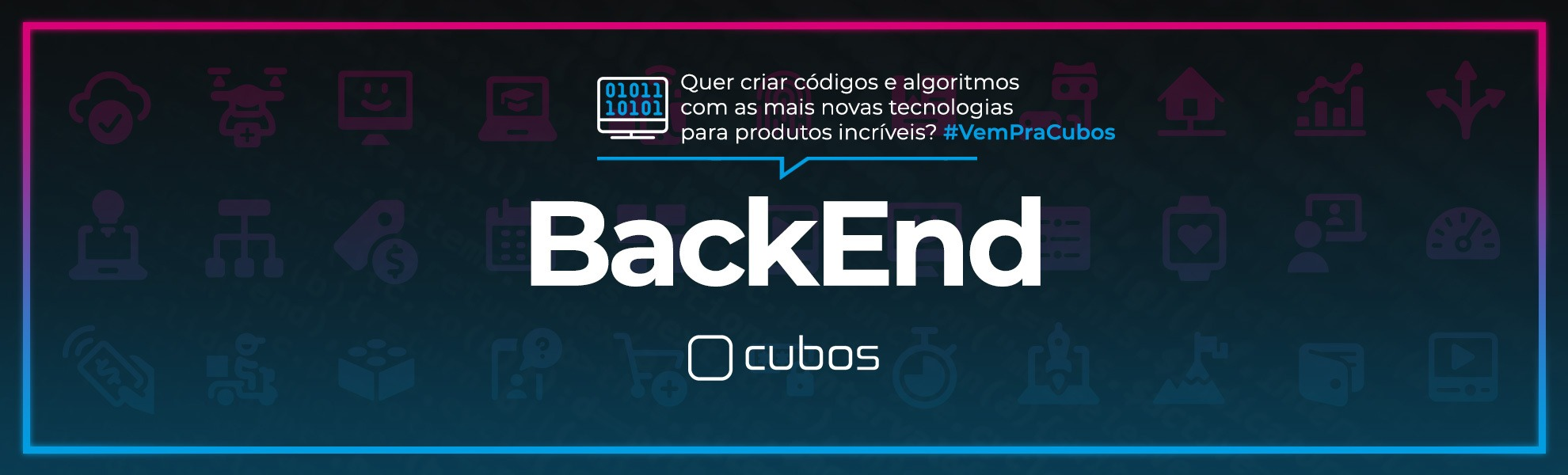 [BANCO DE TALENTOS] Pessoa Desenvolvedora Backend