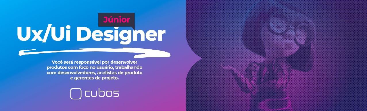 [CUBOS] UX/UI Designer Júnior