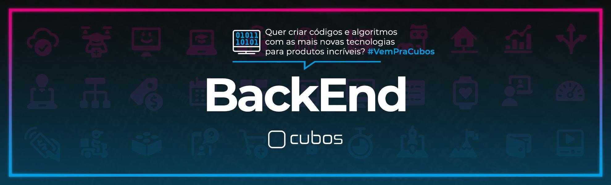 [ACADEMY] Desenvolvedor(a) Instrutor(a) Back-end