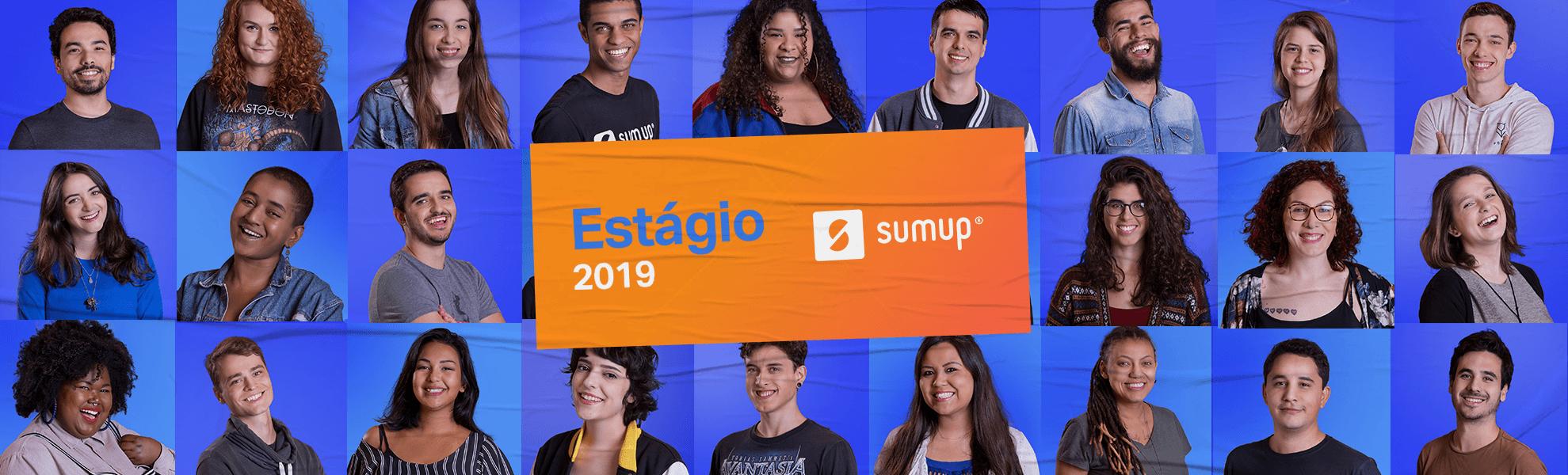 Programa de Estágio SumUp 2019