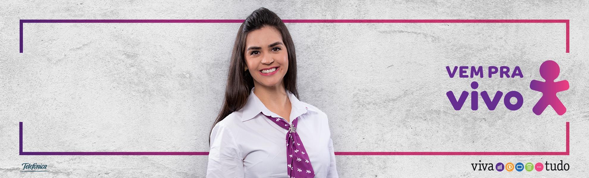 Banco de Talentos - Recepcionista (Lojas Vivo)