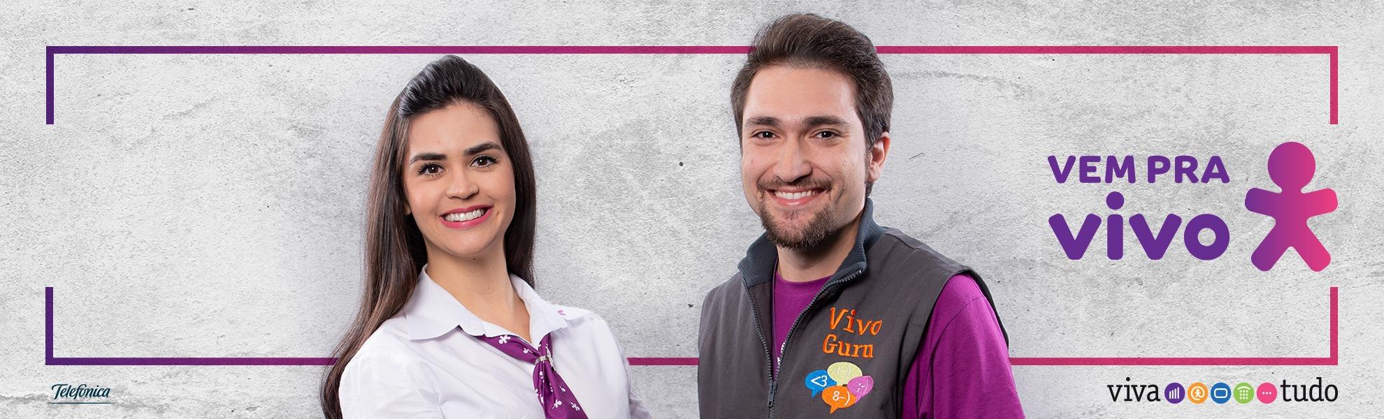 Banco de Talentos - Consultor(a) de Negócios (Lojas Vivo DF)