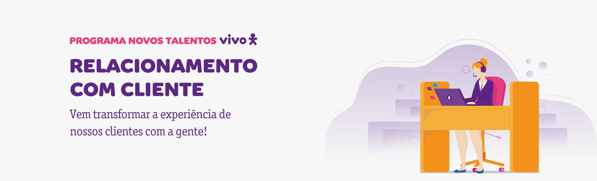 Analista de Relacionamento com Cliente - Home Office  - Base Rio de Janeiro