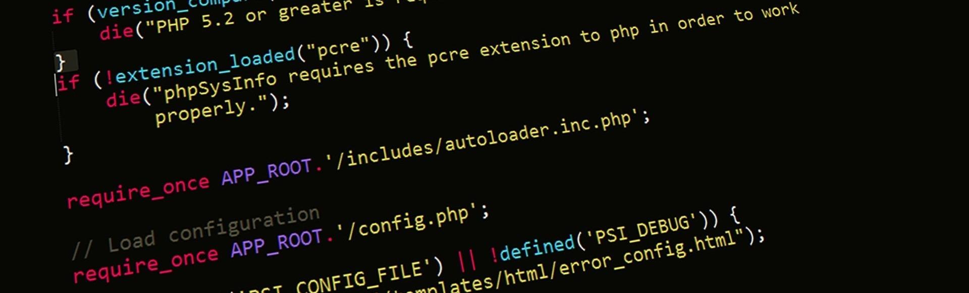 Desenvolvedor PHP/Geoespacial