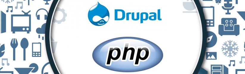 Analista Desenvolvedor Php Drupal