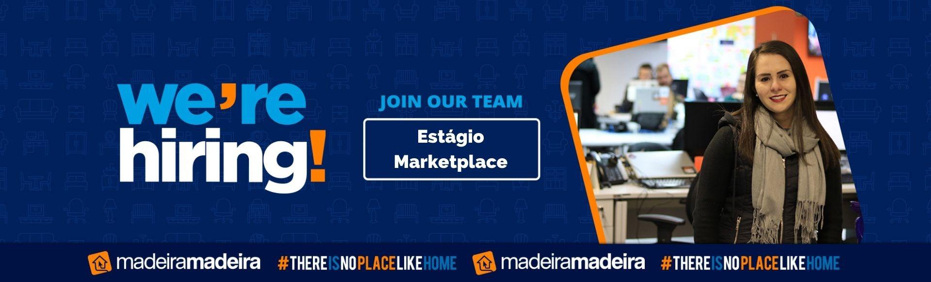 Estágio Marketplace