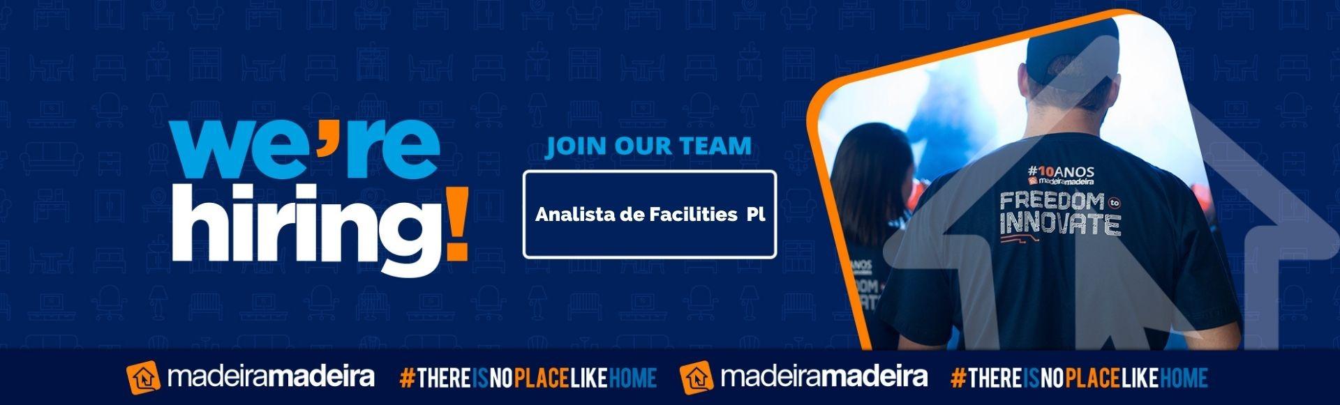 Analista de Facilities PL
