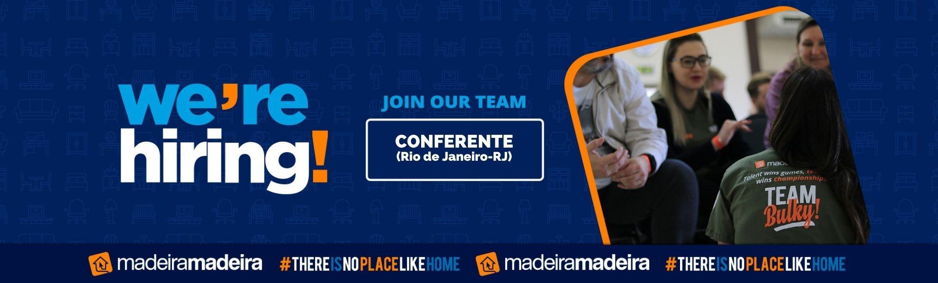 Conferente (Rio de Janeiro-RJ)
