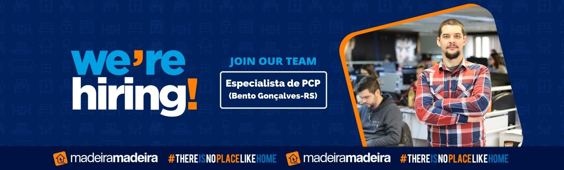 Especialista de PCP (Bento Gonçalves-RS)