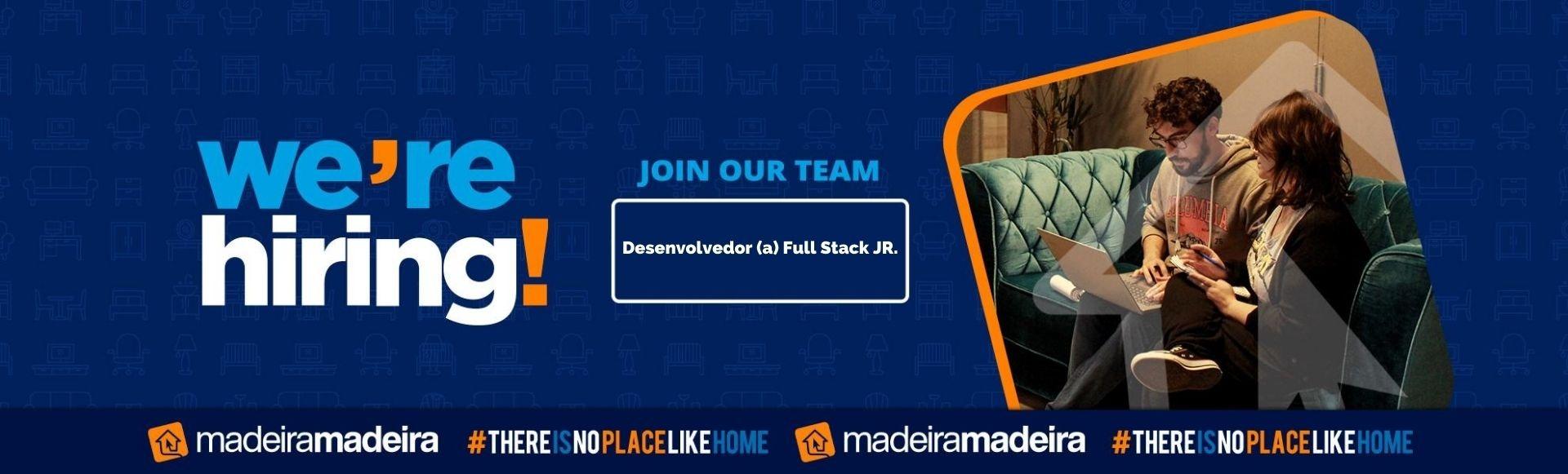 Desenvolvedor (a) Full Stack JR