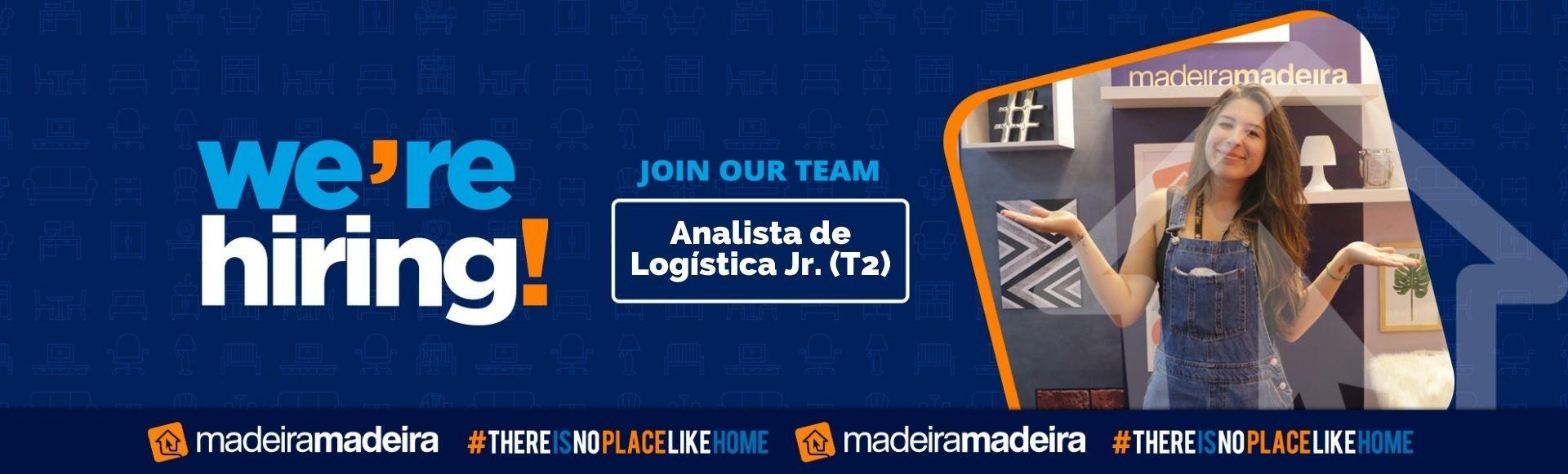 Analista de Logística Jr. (T2)