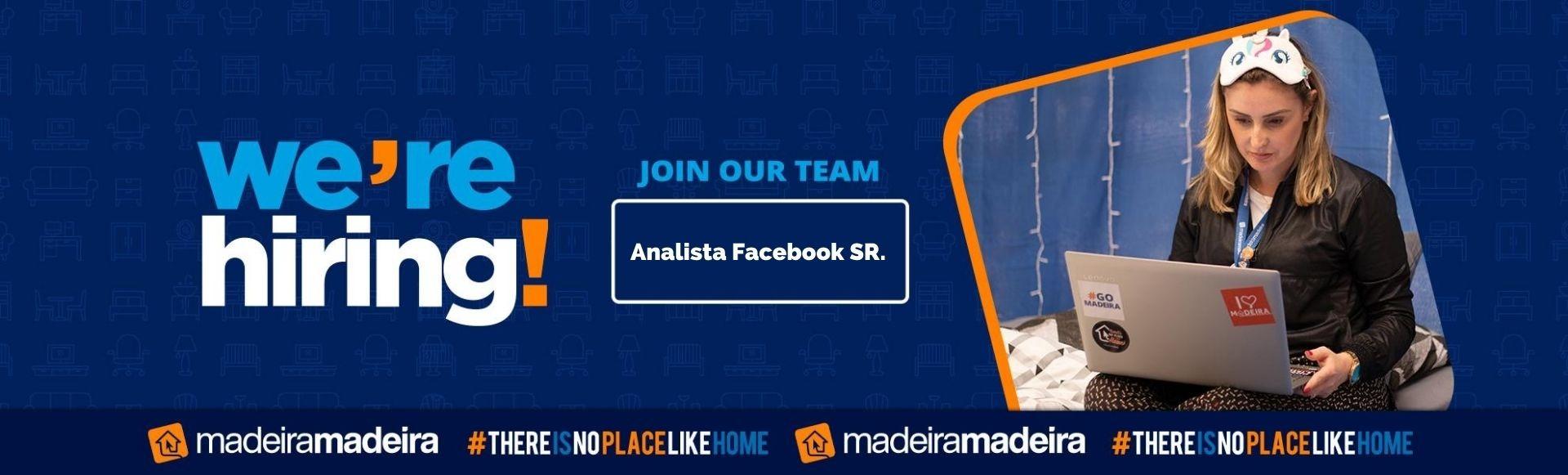Analista Facebook SR