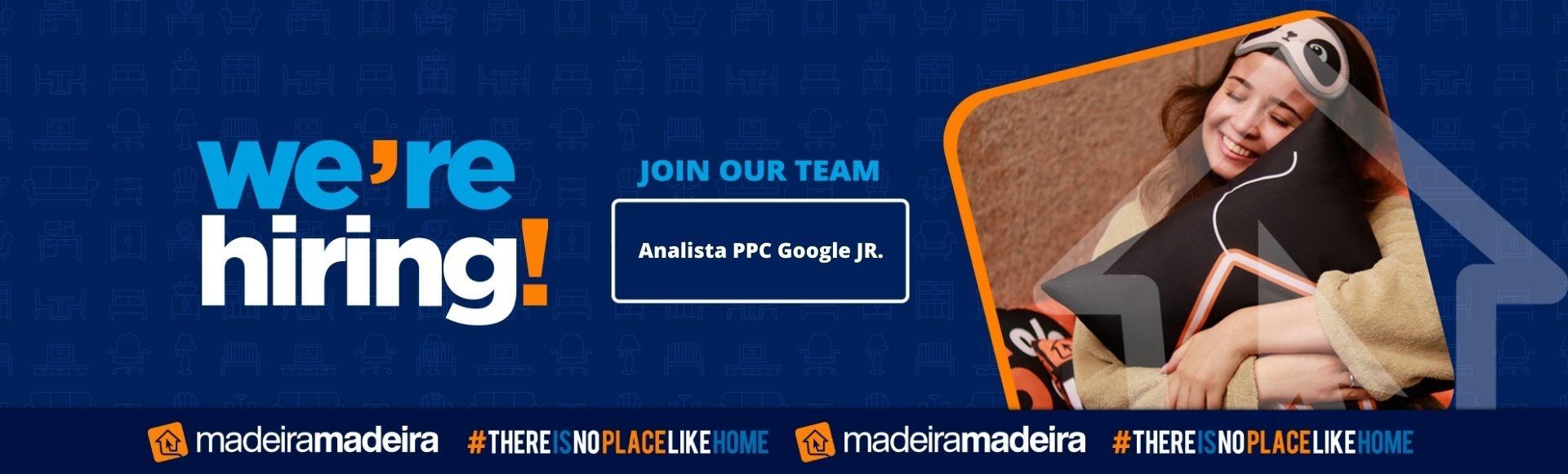 Analista PPC Google JR