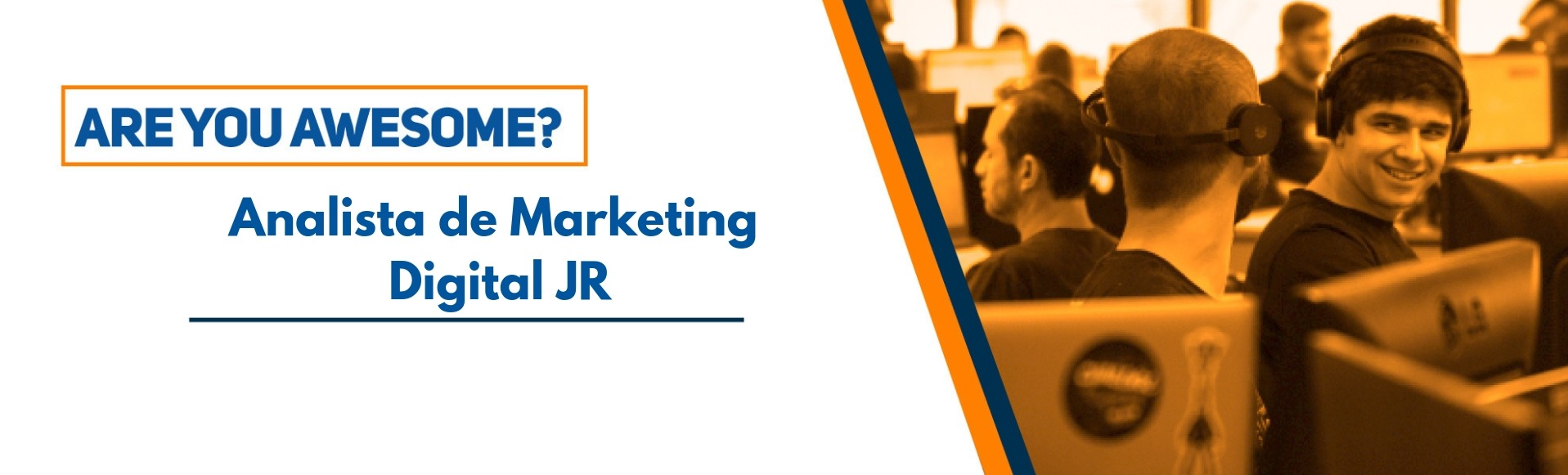Analista de Marketing Digital JR