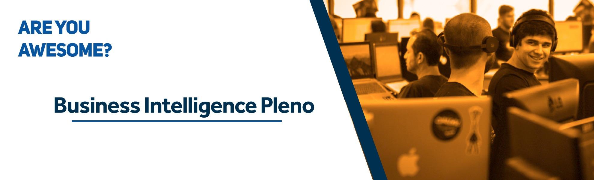 Analista de Business Intelligence Pleno