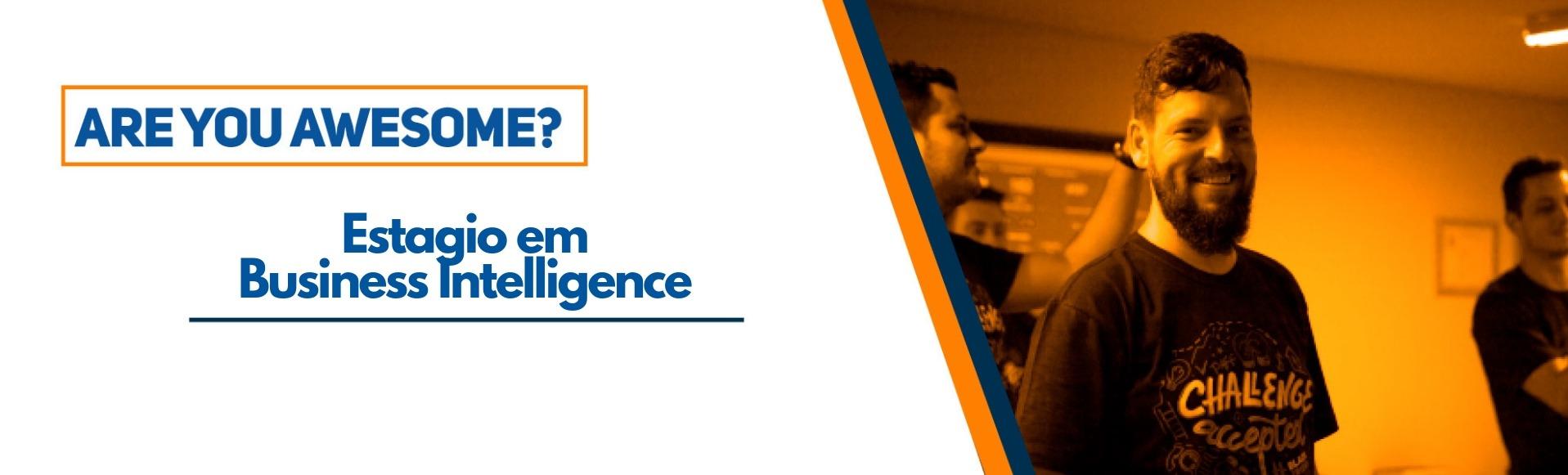 Estágio em Business Intelligence