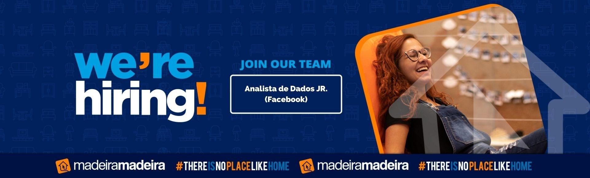 Analista de Marketing e Performance JR (Facebook)