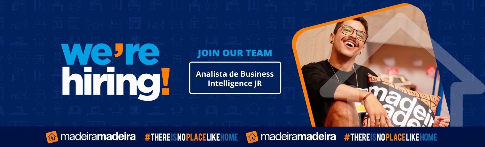 Analista de Business Intelligence JR