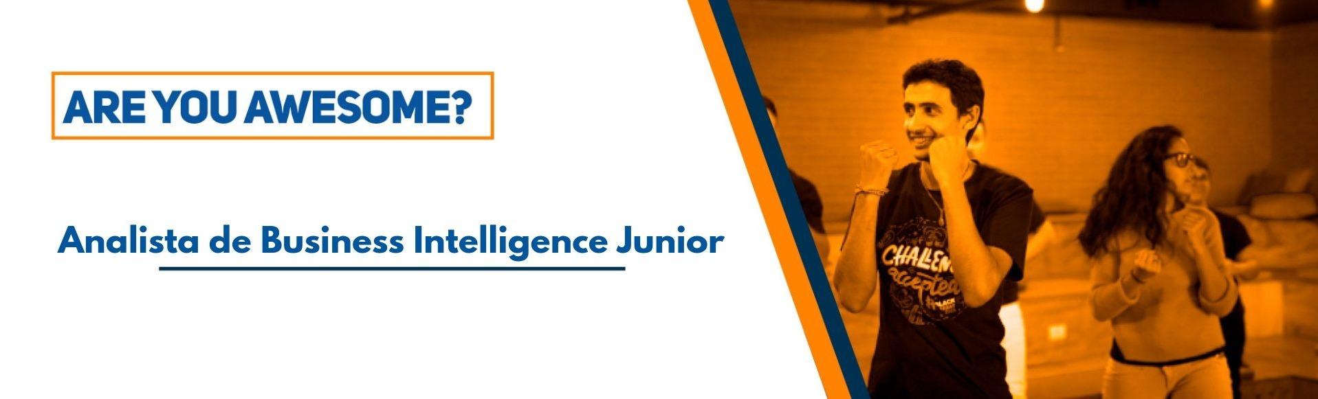 Analista de Business Intelligence Junior