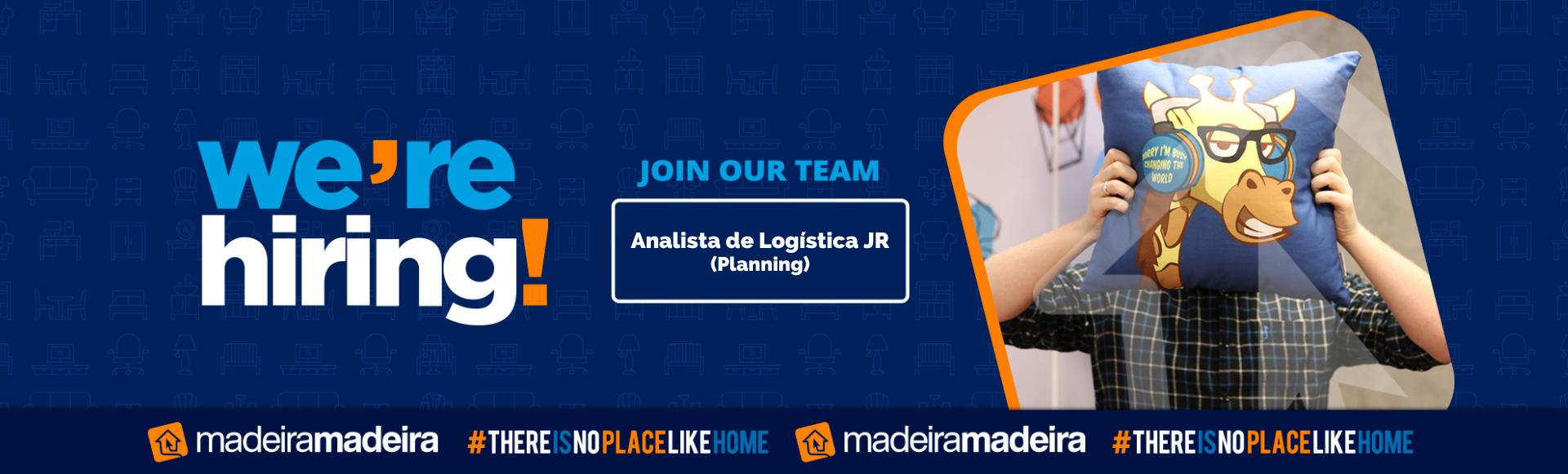 Analista de Logística JR (Planning)