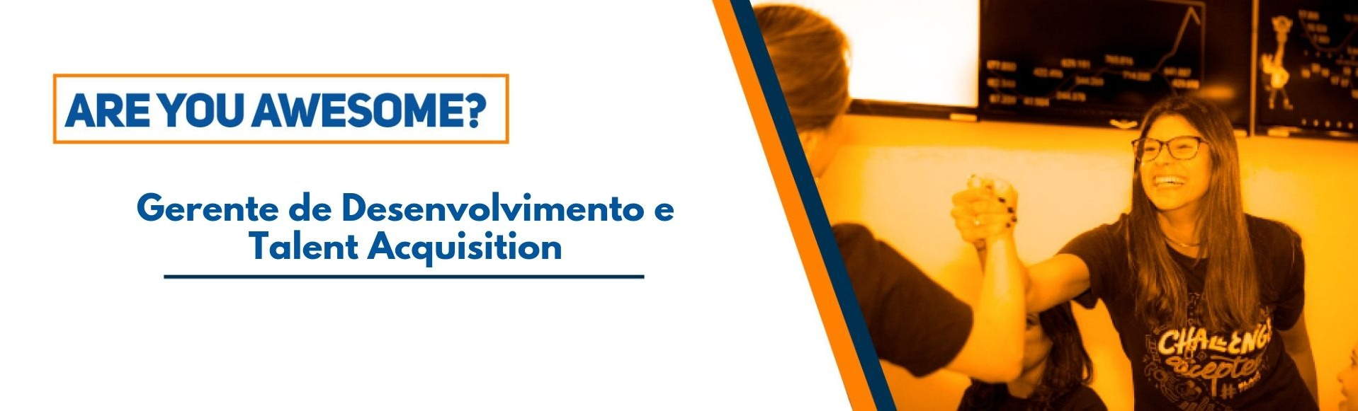 Gerente de Desenvolvimento e Talent Acquisition