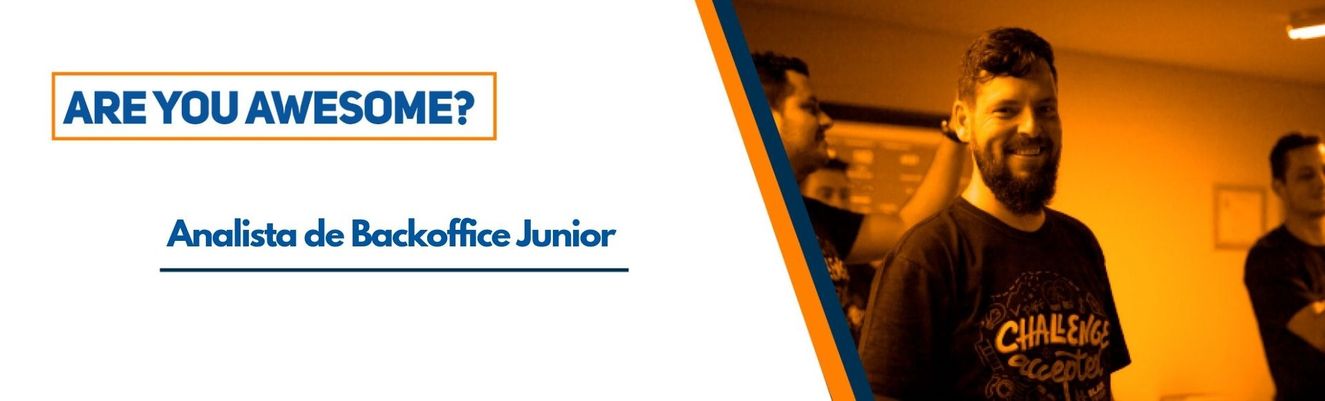 Analista de Backoffice Junior