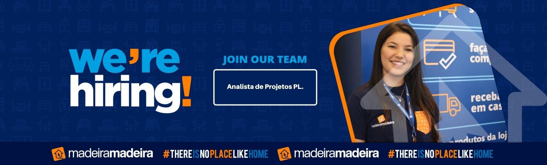 Analista de Projetos PL
