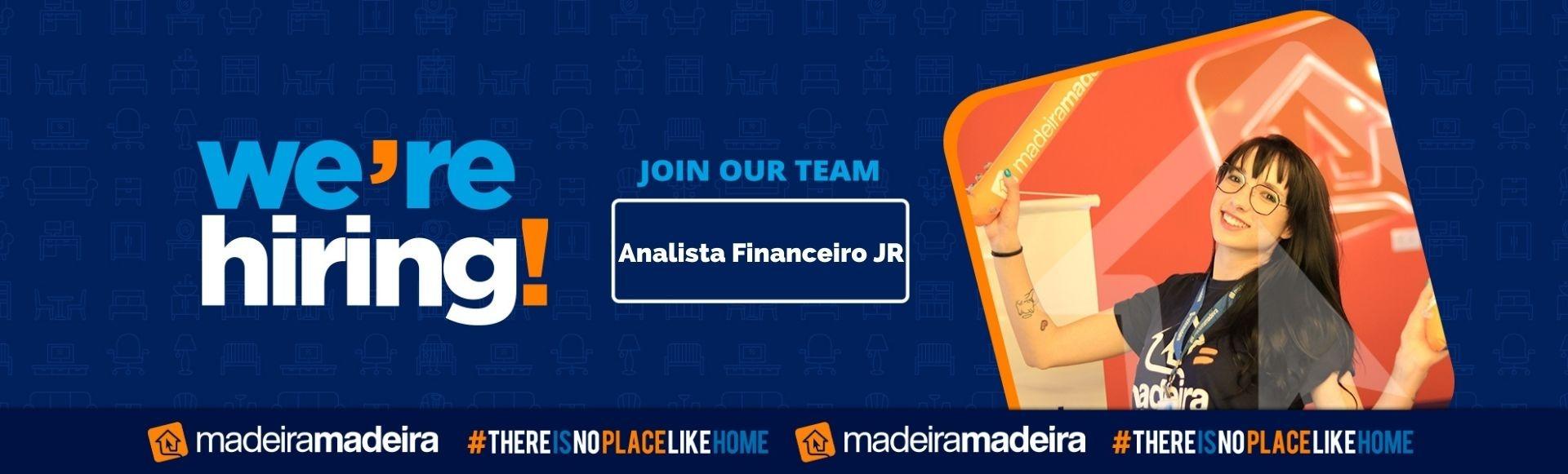 Analista Financeiro JR