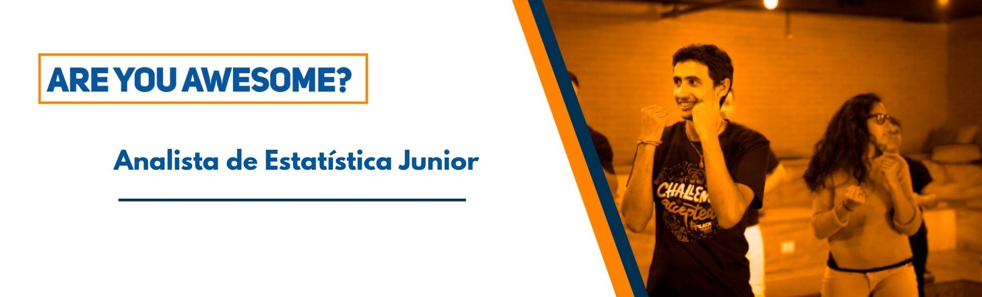 Analista de Estatística Junior