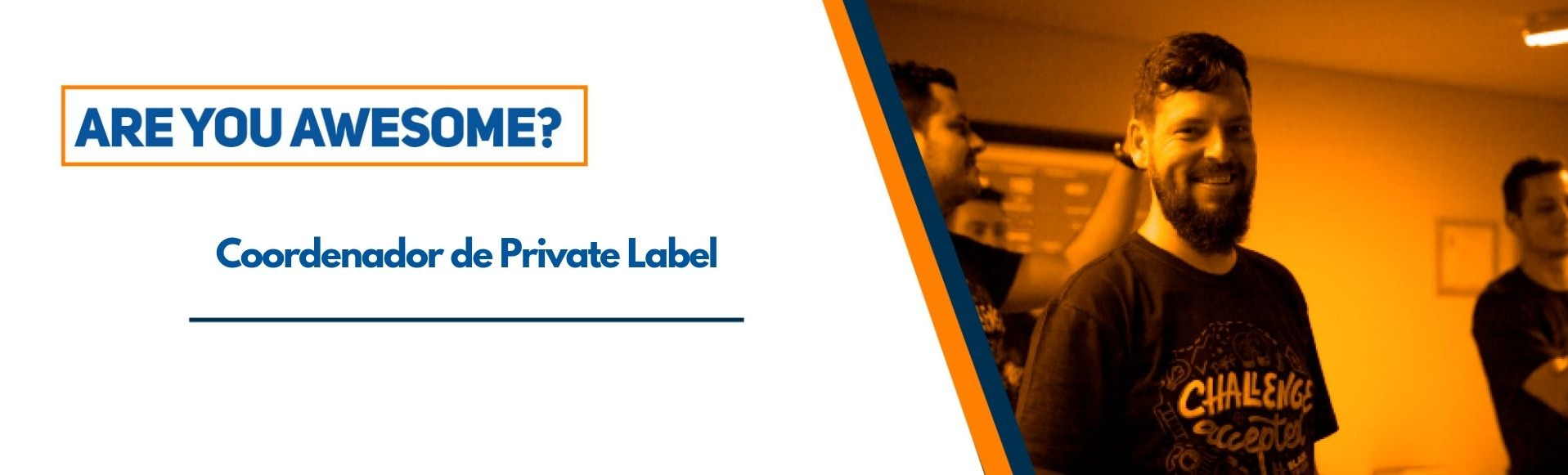 Coordenador de Private Label e Cadastro