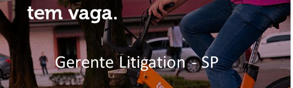 Gerente Litigation - SP