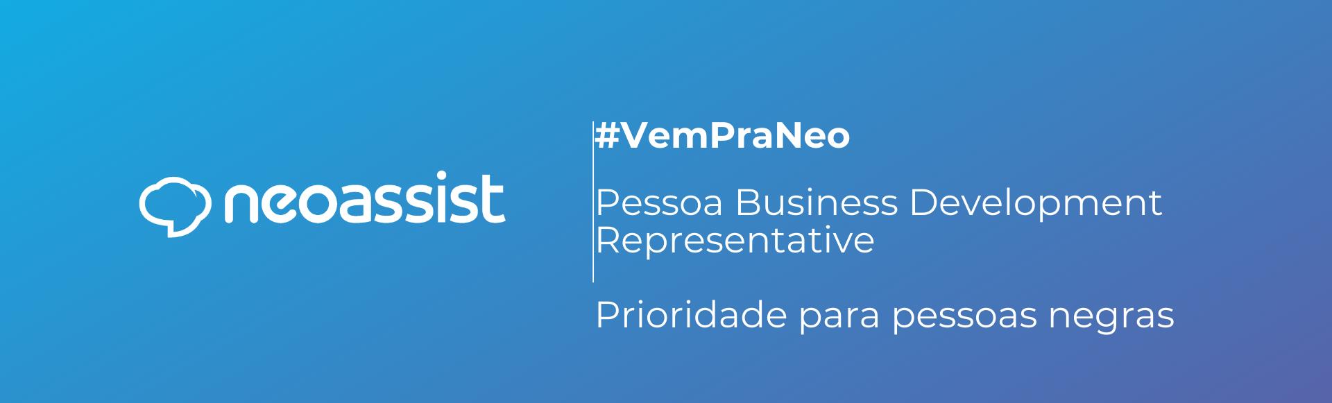 Pessoa Business Development Representative