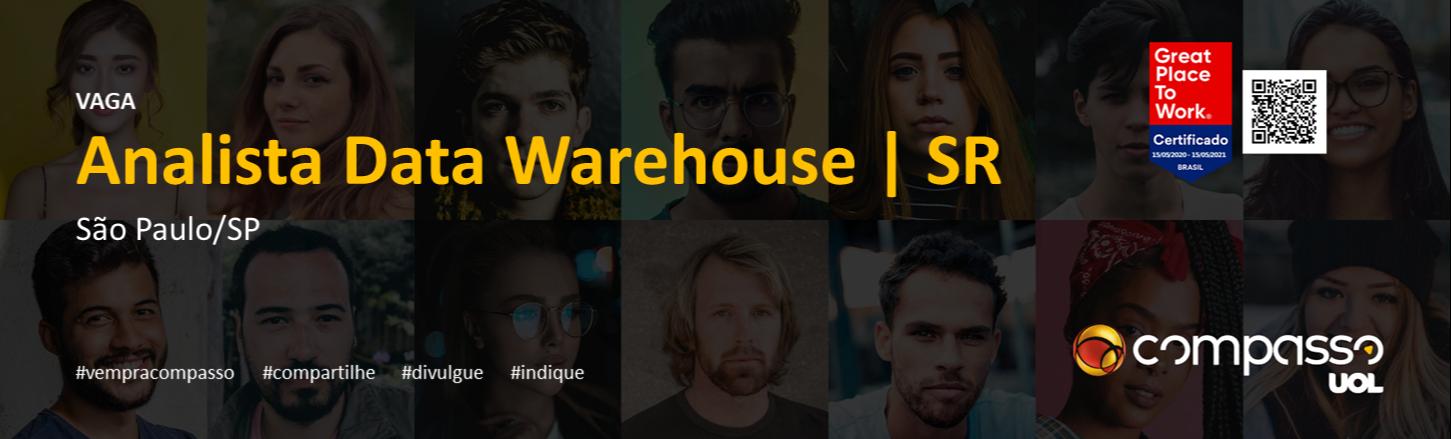 Analista Data Warehouse | SR