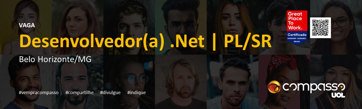 Desenvolvedor Fullstack .Net Core | PL/SR