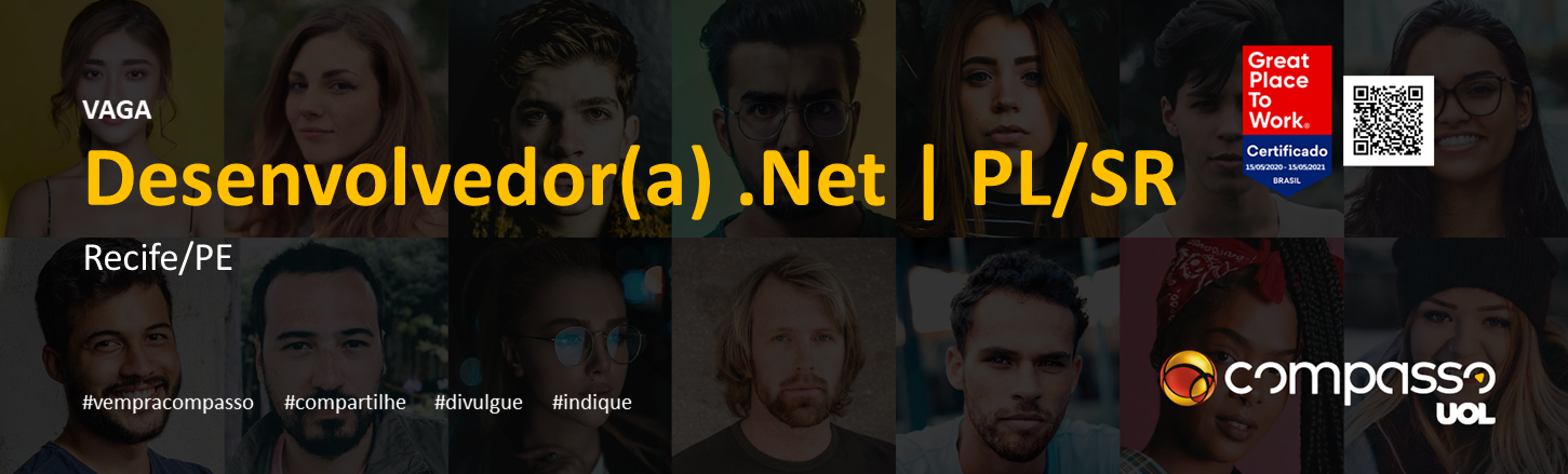 Desenvolvedor .Net Core | SR