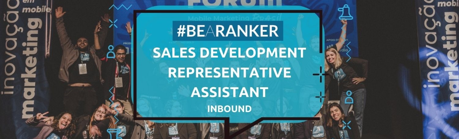 Sales Development Representative Assistant - Inbound