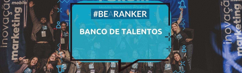[Banco de Talentos] Be a Ranker!